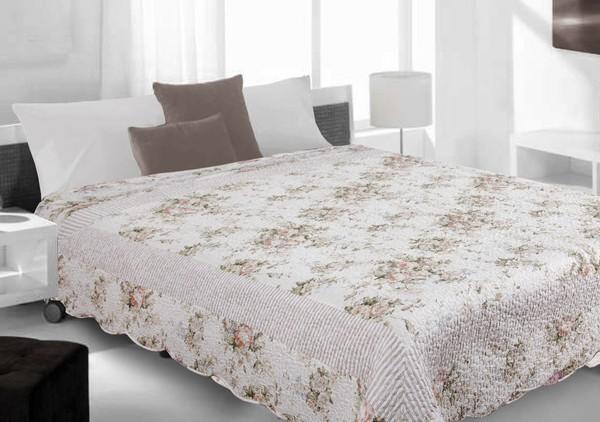 tagesdecke patchwork beige nolinearts. Black Bedroom Furniture Sets. Home Design Ideas