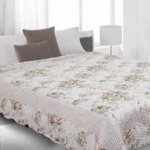 tagesdecke eifelturm grau wei anthrazit nolinearts. Black Bedroom Furniture Sets. Home Design Ideas