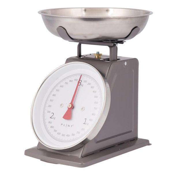 Waage Haushaltswaage Point Küche Retro Nolinearts