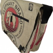 Beadbags CR4Messenger Bag Zementsäcke Zementsack Tasche Crispy