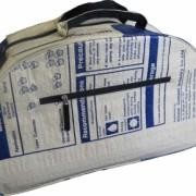 Travel Bag BeadBag CR3 Zementsäcke Zementsack Tasche