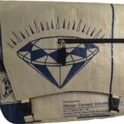 Beadbag CR4 Messenger Bag Zementsäcke Zementsack Tasch