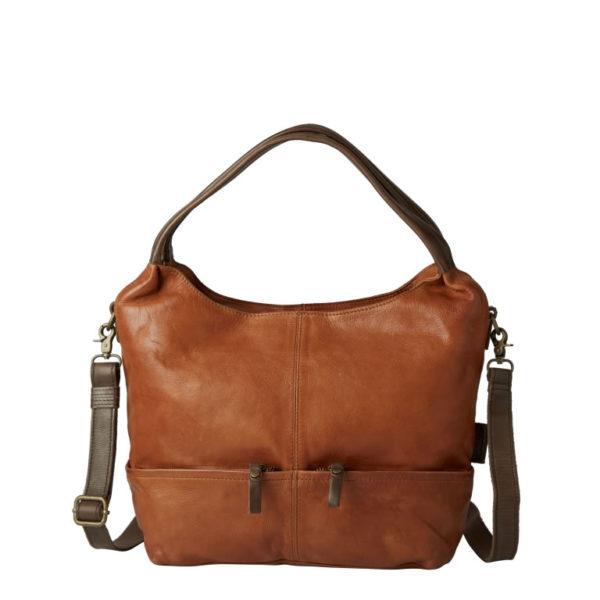 25010 Nolinearts wouwou Ledertasche Damenhandtasche Handtasche Leder whiskey shopper