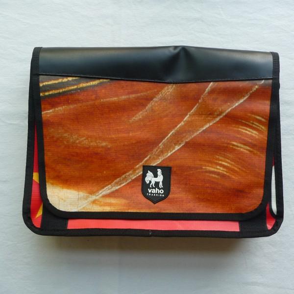 Umhängetasche Damentasche Herrentasche Tasche Werbebanner Fashion cool
