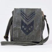 12924 Umhängetasche grün, Sergent Schultertasche Militärzelt Tasche