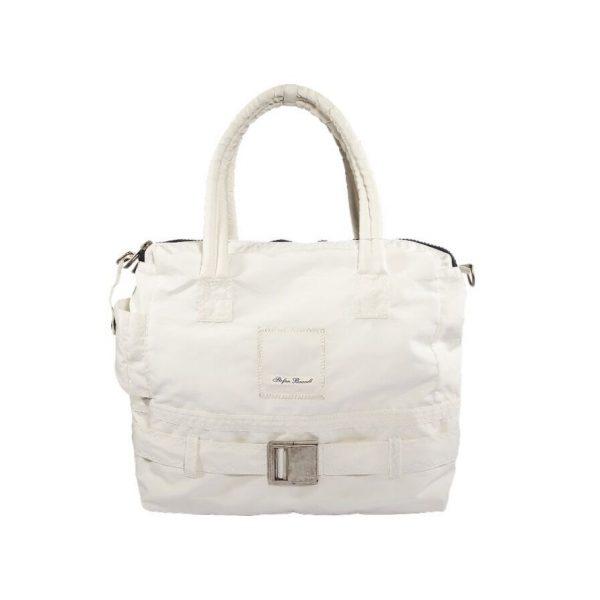 Stefan Brandt Design-Handtasche Designtasche MarineII Handtasche Segeltuchtasche Damentasche