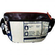 Beadbag CRL12 Messenger Bag Schultertasche Umhängetasche Zementsack Recycling