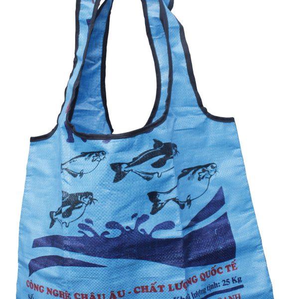 Beadbags-Crispy tragetasche Einkaufstasche  nolinearts tasche beadbag shopper recycling
