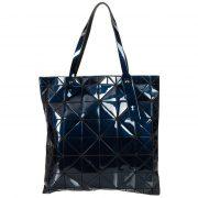 Shopper Tragetasche Handtasche Damentasche blau maliquer by me nolinearts