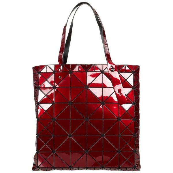 Shopper Tragetasche Handtasche Damentasche rotu maliquer by me nolinearts