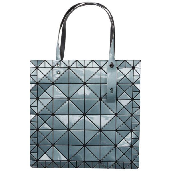 GEO Shopper Einkaufstasche Tragetasche weiß Malique Nolinearts