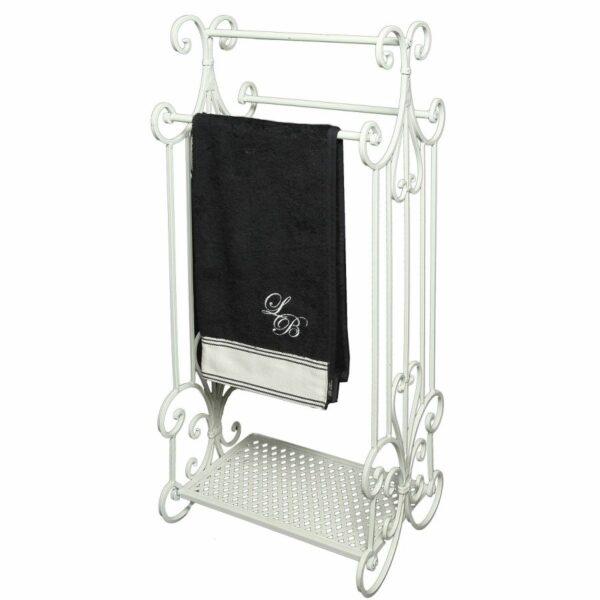 Handtuchhalter Handtuch Ständer Bad Badezimmer WC Handtuchhalter Landhaus