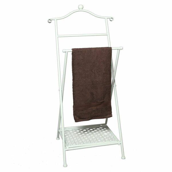 Handtuchhalter klappbar Handtuch Ständer Bad Badezimmer