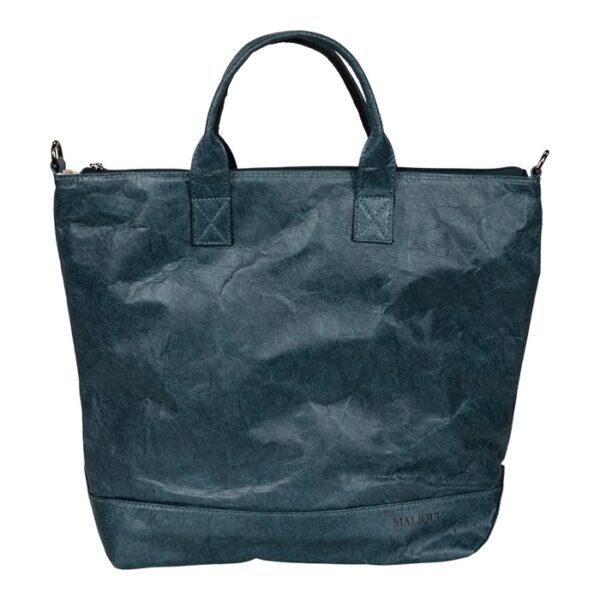 Shopper Tasche Damentasche Umhängetasche Malique By Me Nolinearts Blau Nolinearts