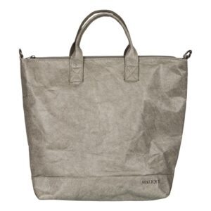 Shopper Tasche Damentasche Umhängetasche Malique By Me Nolinearts Grau Nolinearts