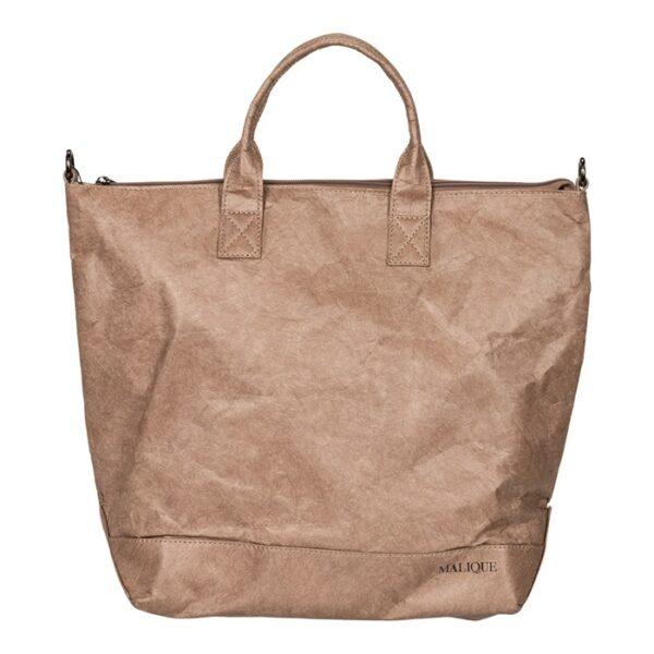 Shopper Tasche Damentasche Umhängetasche Malique By Me Nolinearts Taube Nolinearts