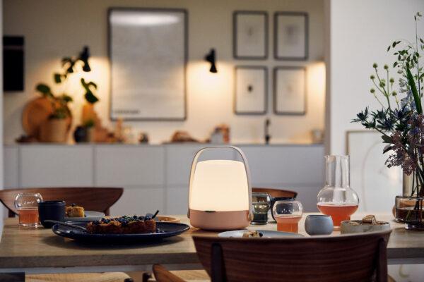 Kooduu Light Up Nolinearts Lampe LED Bluetooth Lautsprecher